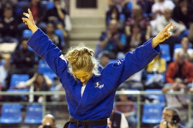 victoire judo