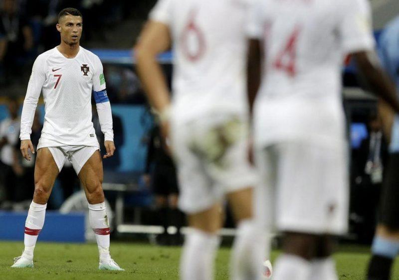 Routine de concentration de Cristiano Ronaldo