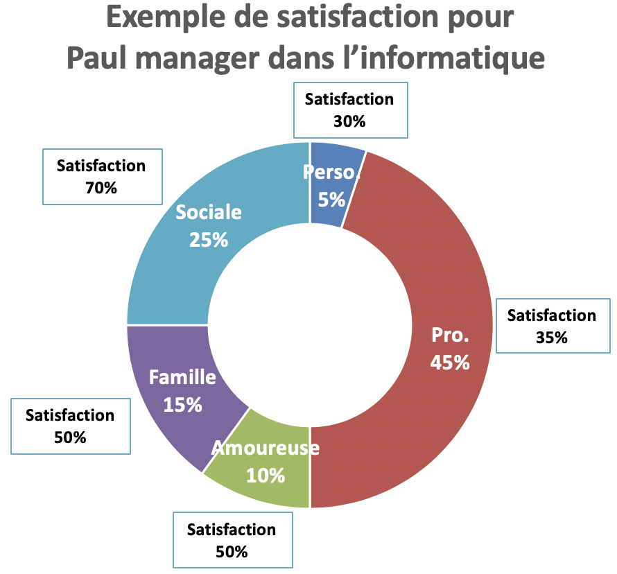satisfaction domaine de vie