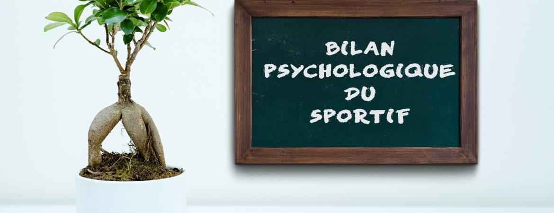 Bilan psychologique du sportif